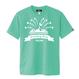 【残り3点】Shooting Star T-shirt/シューティングスターTシャツ(Green/グリーン)