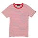 Lee with SL Pocket Border T-shirt/リーウィズポケットボーダーTシャツ(Red/レッド)