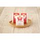 【端午の節句】申年の南高梅(6個入り)焼印「祝」 1箱購入