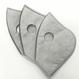 POi-MKOF01/ 多層立体フィルター(ツアーマスク用3枚セット)