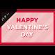 バナー素材  3サイズセット バレンタイン[ A ]
