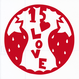 丸型シリーズ【15ハートLOVE】9cm版