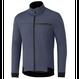 SHIMANO ウインドブレーク ジャケット     ネイビー Mサイズ