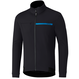 SHIMANO ウインドブレーク ジャケット     ブラック Lサイズ