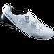 シマノ RC9 ホワイト 長距離レースでのぺダリング効率の最適化。ロードコンペティションフットウェアの頂点を極める    サイズ:42.5