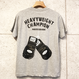 【JTT SPORT】BLACK GLOVES T-Shirt