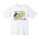 手のひらに太陽の家デザイン Tシャツ
