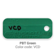 Signature Plastics DSA PBT Keycap (1Piece/1U/Green(VCD))
