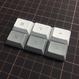 DSA PBT Mac Keycap (1Piece/1.25u)