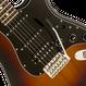 Fender American Special Stratocaster® HSS/Rosewood 3-Color Sunburst ( 0717669851880 )