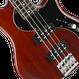 Fender American Elite Dimension™ Bass IV HH Rosewood / Cayenne Burst ( 0885978649785 )
