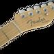 Fender American Elite Telecaster® Thinline Natural / Maple ( 0885978649761 )