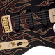 Fender James Burton Telecaster® Red Paisley Flames / Maple ( 0717669502225 )