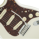 Fender American Elite Stratocaster® Olympic Pearl Rosewood ( 0885978649532 )