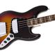 Fender American Vintage '74 Jazz Bass® Bound Round-Laminated/ R / 3-Color Sunburst ( 0885978279104 )