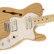 Fender Classic Series '72 Telecaster® Thinline Maple Fingerboard / Natural ( 0717669018917 )