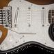 Fender Dave Murray Stratocaster® Maple Fingerboard / 2-Color Sunburst ( 0885978613229 )