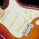 Fender American Elite Stratocaster® Aged Cherry Burst Maple ( 0885978655830 )