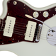 Fender American Vintage '65 Jazzmaster® Olympic White / Round-Lam Rosewood ( 0885978322398 )