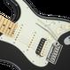 Fender American Elite Stratocaster® HSS Shawbucker Mystic Black / Maple ( 0885978655885 )