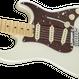 Fender American Elite Stratocaster® Olympic Pearl Maple ( 0885978649563 )