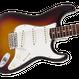 Fender American Vintage '65 Stratocaster® 3-Color Sunburst / Round-Lam Rosewood ( 0885978140947 )