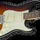 Fender American Elite Stratocaster® 3-Color Sunburst Rosewood  ( 0885978649525 )