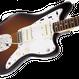 Fender Road Worn® '60s Jazzmaster® Rosewood / 3-Color Sunburst ( 0885978559213 )