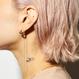 ficus earrings