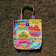 odekakeBAG「welcome fruits」pink