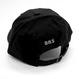 885系かもめキャップ(黒×グレー)【TE005】
