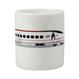 九州新幹線800系つばめ マグカップ【TI001】