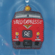 トレインシールワッペン 485系レッドエクスプレス【TL018】