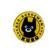 くろえもん3色ピンズ(黄)【TD069】