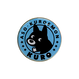 くろえもん3色ピンズ(青)【TD068】