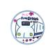 九州列車バーム「N700系さくら」【TH011】