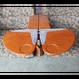 腰掛 2人掛け用(緑青_モスグリーン) 九州新幹線800系  新幹線 座席 椅子<代引き不可>【TO001】