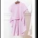 ベールTシャツ パープルピンク☆kids