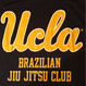 "[UCLA]""UCLA BJJ"" ドライメッシュtee-shirt(navy)"