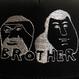 """[SHINSUKE NAKAMURA]""""BROTHER""""スナップバック(black)"""