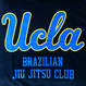 "[UCLA]""UCLA BJJ"" tee-shirt(black)"