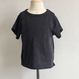 simple t-shirts(dark gray)