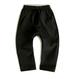 【送料無料】ribbon pants (black)