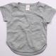 slub T-shirt(khaki)
