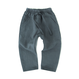 【送料無料】ribbon pants (blue gray)