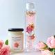 薔薇ギフト rose candle & ハーバリウム elegant