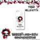 THOGO×ハローキティ コラボ iPhone 6 ケース(白)