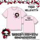 THOGO×ハローキティ コラボ Tシャツ(ピンク)