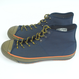 IND_37 Nigel Cabourn MILITARY SHOE HIGH TOP