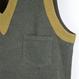 FRANK LEDER / Roughed Up Linen Vest